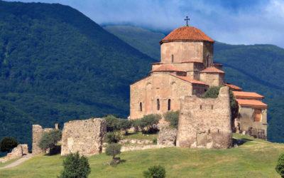 Géorgie, la fleur du Caucase