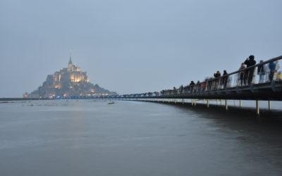 Mont Saint-Michel, merveille d'une baie