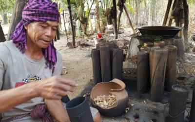 Cambodge, demeures en eaux troubles