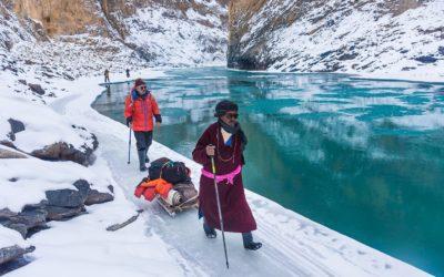 Peuples du froid, Mongolie/Himalaya