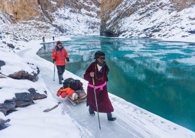 Mongolie/Himalaya : Peuples du froid