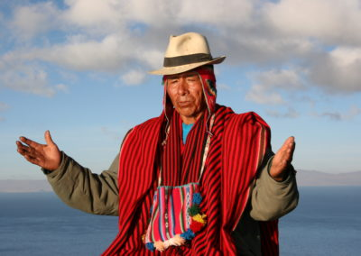Bolivie, les dieux de l'altiplano